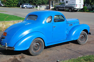 1939 Coupe Big Boy Toy for Motorhome or 5th wheel