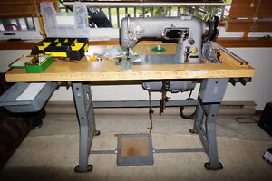 ~~~~industrial singer zigzag mdl 307G2~~sewing machine~~