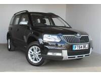 2015 SKODA YETI OUTDOOR 2.0 TDI CR S 5dr