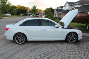 Audi A4 2.0t Technik quattro for sell  low price high product