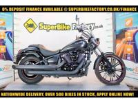 2013 13 KAWASAKI VN900 CBF CUSTOM 900CC 0% DEPOSIT FINANCE AVAILABLE