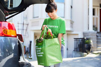 GET PAID TO SHOP!  Become a Personal Grocery Shopper!