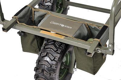 PRESTIGE CARP PORTER PANNIER BARROW BAG (PAIR) FOR CARP FISHING