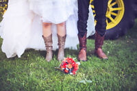 $2,000 Quality Wedding Photography With Two Photographers