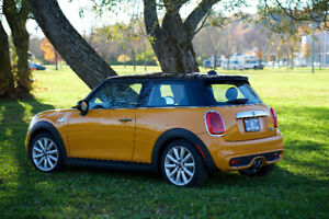 MINI Cooper S 2015 - Impeccable