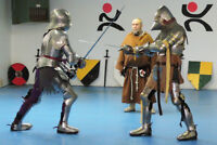Be a Knight! - Sword Fighting School - Medieval