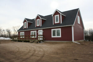 Acreage House for Rent in Hardisty - Executive Lodge
