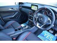 2018 Mercedes-Benz A Class 2.0 A45 AMG (Premium) SpdS DCT 4MATIC (s/s) 5dr Hatch