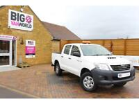 2013 TOYOTA HI-LUX HL2 4X4 D-4D DOUBLE CAB PICK UP DIESEL