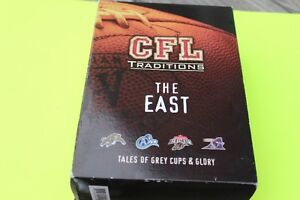"FOOTBALL  CFL TRADITIONS   ""THE EAST"" London Ontario image 1"