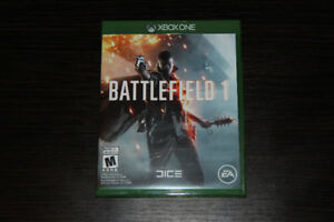 Battlefield 1 for Xbox ONE Mint 10/10