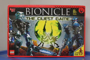LEGO Bionicle The Quest Game (Board Game). New in open box