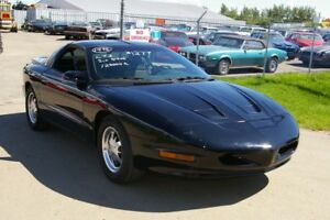 1996 Pontiac Firebird Formula LT1  6 speed T-Top