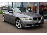 2008 BMW 3 SERIES 320i SE Step Auto LEATHER, P ROOF, XENONS, 1 OWNER, FBMWSH