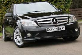 2009 Mercedes-Benz C Class 1.6 C180 BlueEFFICIENCY Kompressor Sport 4dr