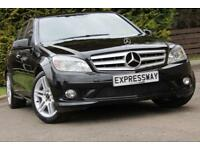 2009 Mercedes-Benz C Class 1.6 C180 BlueEFFICIENCY Kompressor Sport 4dr