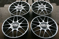 OEM VW GLI Wheels