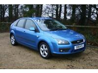 AUTOMATIC FORD FOCUS 1.6 Zetec done 63603 Miles Good SERVICE HISTORY and NEW MOT