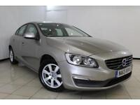 2013 13 VOLVO S60 2.0 D3 BUSINESS EDITION 4DR 134 BHP DIESEL