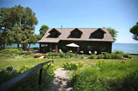 Manitoulin Island:Exceptional Lake Manitou Retreat