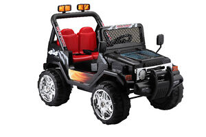 !!FIVE KIDS 12V JEEPS TO CHOOSE FROM!!