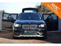 2014 14 BMW X1 2.0 XDRIVE18D XLINE 5D 141 BHP DIESEL