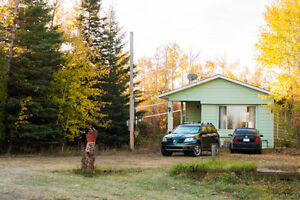 Lakefront House for Rent, Westlock County