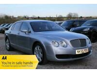 2005 Bentley Continental 6.0 Flying Spur 4dr Saloon Petrol Automatic