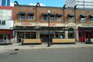 1943 Scarth Street - Restaurant For Sale in Downtown Regina!