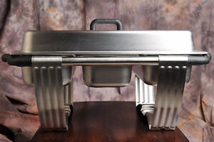 Chafing Stainless Server  MINT