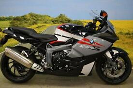 BMW K1300 S 2011**HP ADJUSTABLE REAR SETS, QUICK SHIFTER, ABS, SHAFT DRIVE**