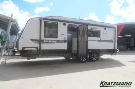 "2018 Traveller Ex-Scape Limited Edition!!! 20'6"" Burpengary Caboolture Area Preview"