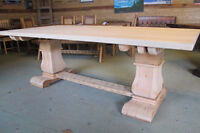 Royal Trestle Table   Draw  You Can Win