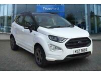 2018 Ford Ecosport 1.0 EcoBoost 125 ST-Line 5dr- Apple Car Play, Ford Pass Conne