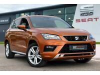 2017 SEAT Ateca SUV 2.0 TSI (190ps) FR DSG 4Drive 5-Door Auto Estate Petrol Auto