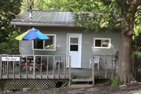 Sauble Beach Area-WATERFRONT/WATERVIEW COTTAGE RENTAL