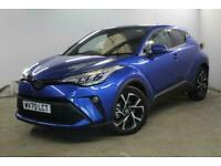 2020 Toyota C-HR 1.8 Hybrid Design 5dr CVT Hatchback Auto Hatchback Petrol/Elect