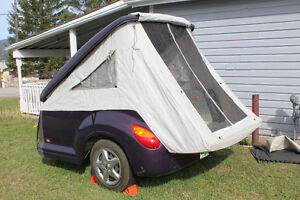 PT Cruiser Trailer: utility/tent trailer only 12 made in Kelowna