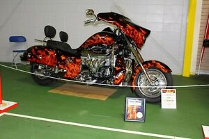BOSS HOSS V8 Motorbike - Must be seen