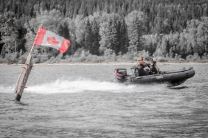 NEW**Stryker Boats --Canada's Toughest Inflatable Boat