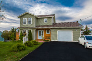 Great 2 Storey in Portugal Cove with 2 garages