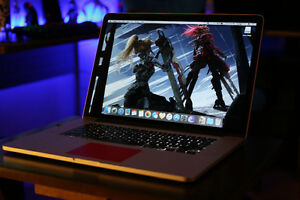 Retina Macbook Pro 15 [MINT]