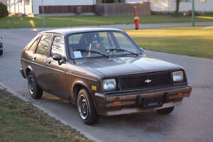 1986 Chevrolet Other CS Hatchback