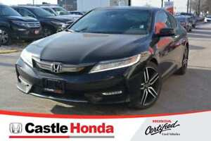 2017 Honda Accord Touring V6/ACCIDENT FREE! ONE OWNER!