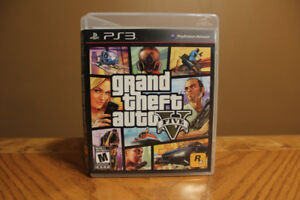 Grand Theft Auto 5 (PS3) - Fantastic Condition, missing map