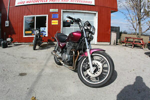 1983 Honda CB650 Nighthawk (Parts Bike) London Ontario image 3