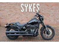 NEW 2021 Harley-Davidson FXLRS Softail Low Rider S in Black