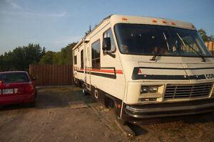 34 Foot GMC Motor Home