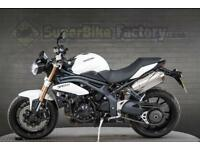 2011 TRIUMPH SPEED TRIPLE 1050CC 0% DEPOSIT FINANCE AVAILABLE