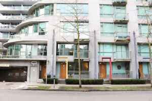 Coal Harbour Townhouse LIVE/WORK for rent